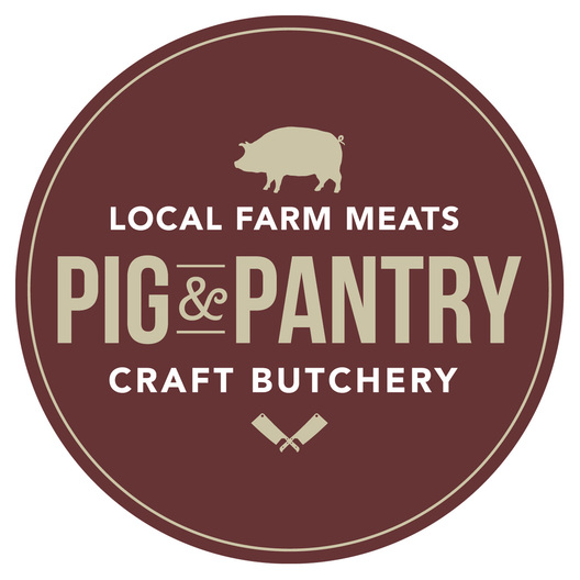 pig and pantry logo