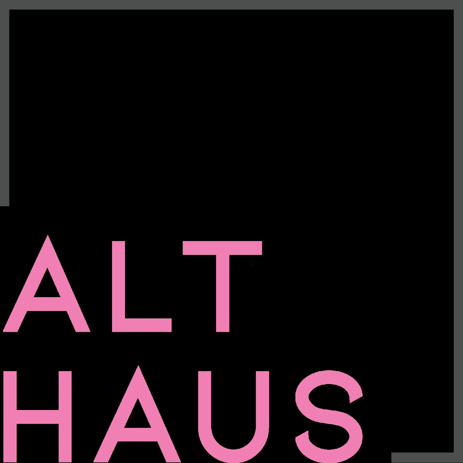 alt haus logo